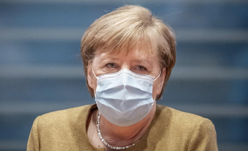 Προειδοποιήσεις Μέρκελ για τρίτο κύμα της πανδημίας αν δεν τηρηθούν τα μέτρα προστασίας