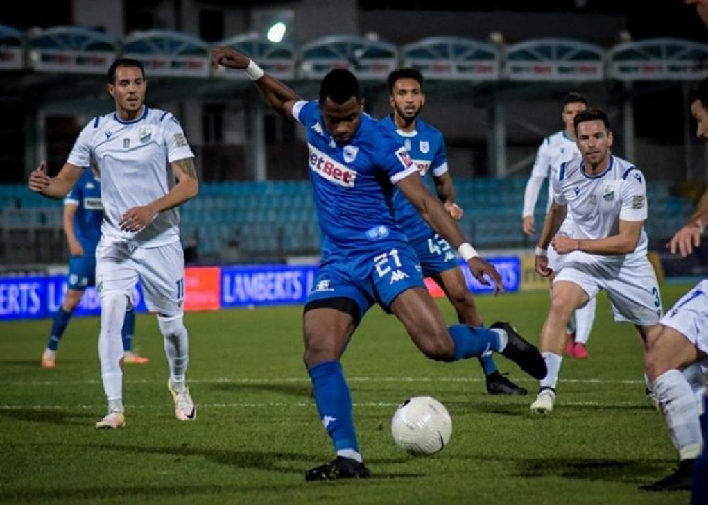 Νίκη ΠΑΣ Γιάννινα επί της Λαμίας με 2-0 στο στάδιο «Ζωσιμάδων»