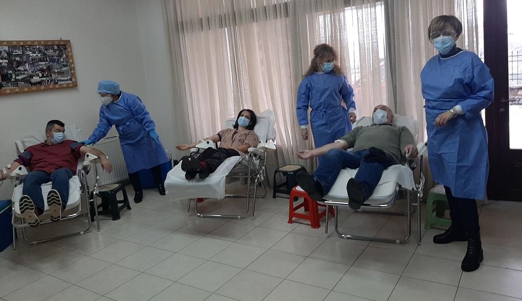 Κοζάνη: Δίνουμε αίμα και στην καραντίνα – Σύλλογος Εθελοντών Αιμοδοτών Σιάτιστας