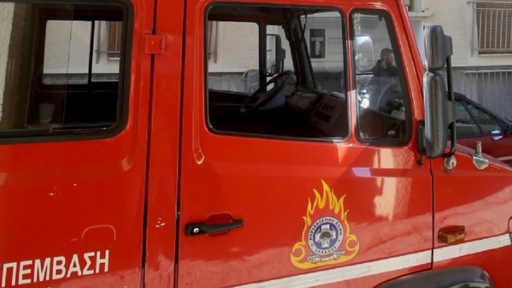 Θύμα 90χρονη από την πυρκαγιά σε διαμέρισμα στα Καμίνια