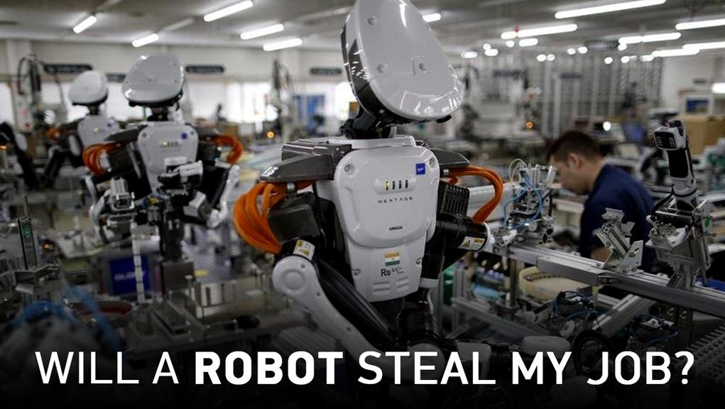 ΕΡΤ3 – Τα ρομπότ απειλούν τη δούλεια μου – Α' Τηλεοπτική Μετάδοση – Ντοκιμαντέρ (trailer)