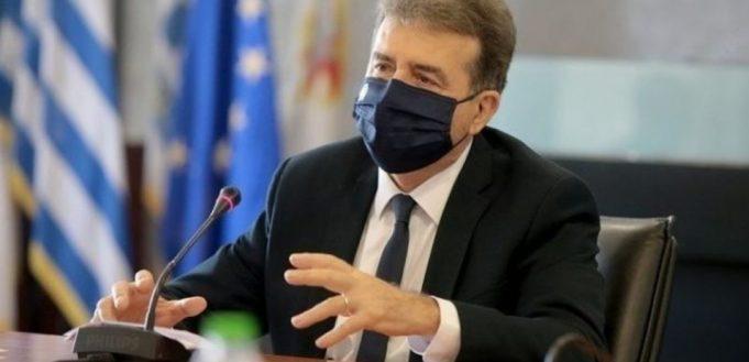 Στην Κοζάνη σήμερα ο υπ. Προστασίας του Πολίτη μετά την αύξηση κρουσμάτων