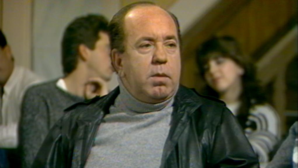 Κώστας Ρηγόπουλος – 14 Ιανουαρίου 2001
