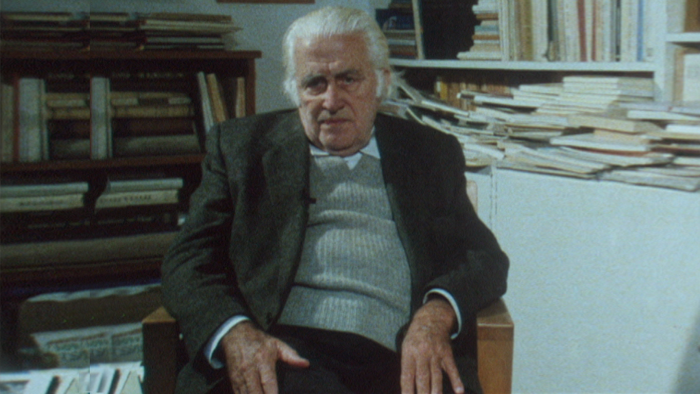 Νίκος Γαβριήλ Πεντζίκης -13 Ιανουαρίου 1993