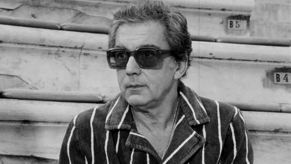 Δημήτρης Χορν – 16 Ιανουαρίου 1998