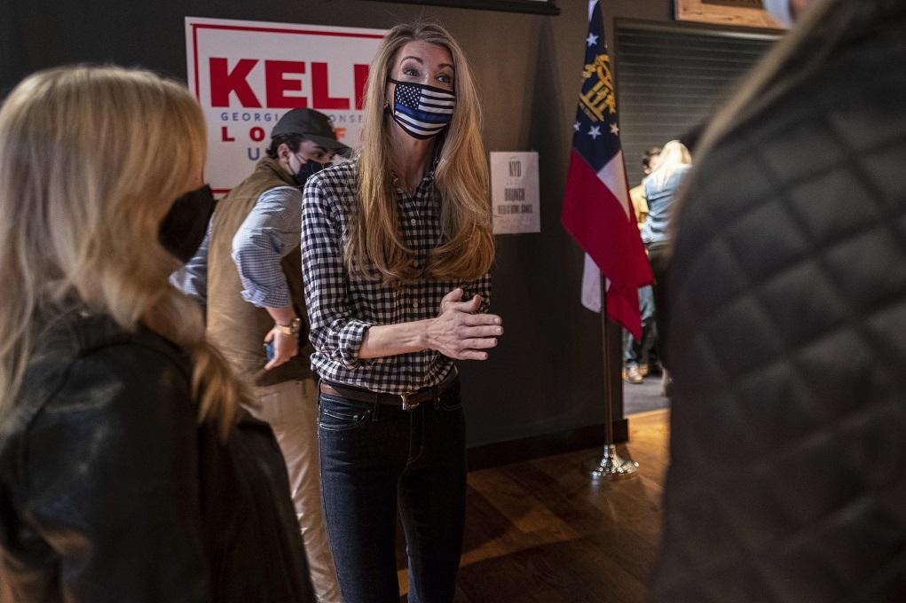 ΗΠΑ: Ρεκόρ με 3 εκατ. πρόωρες ψήφους για τις κρίσιμες επαναληπτικές εκλογές στην Τζόρτζια
