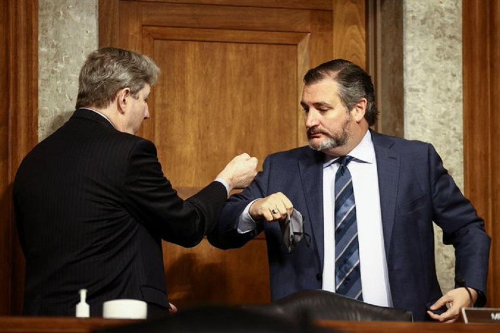 Αμερικανοί γερουσιαστές αρνούνται να επικυρώσουν τη νίκη του Τζο Μπάιντεν