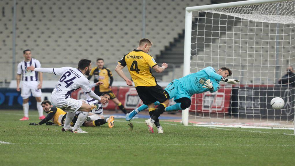 Αγκαλιά με την πρόκριση η ΑΕΚ, 2-0 τον Απόλλων Σμύρνης (video)