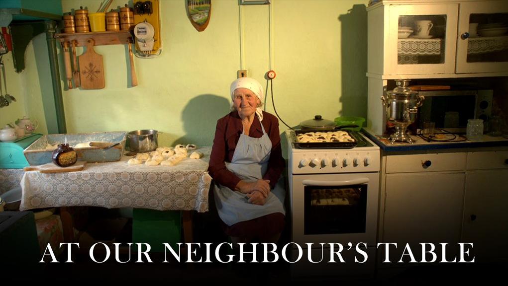 ΕΡΤ3 – Στο τραπέζι του γείτονα: Βιέννη – Σειρά ντοκιμαντέρ – Α᾽ προβολή