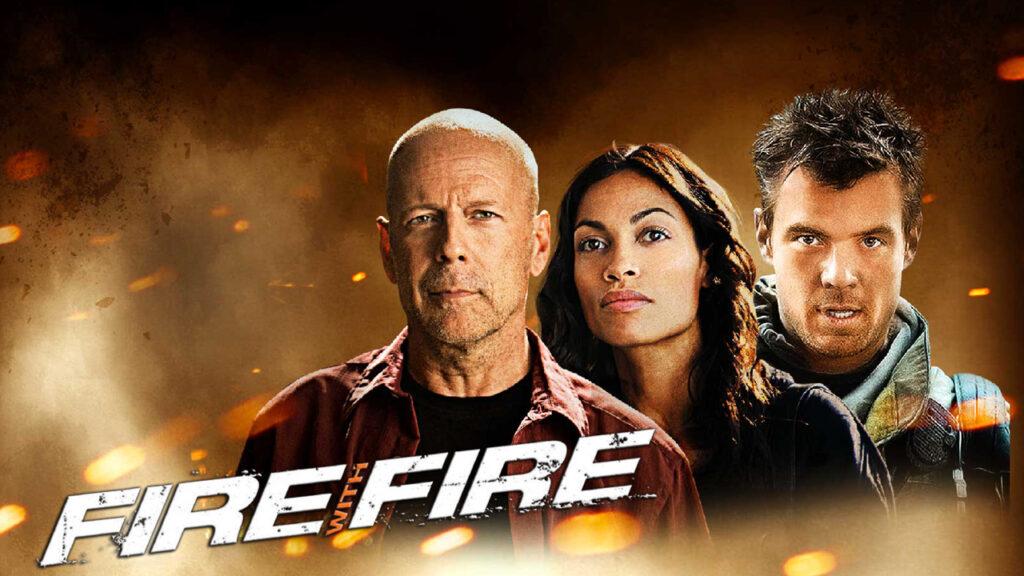 Fire with Fire (Πολεμιστής της φωτιάς)