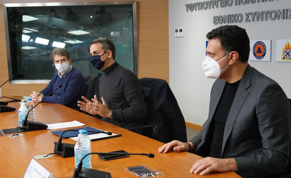Κυρ. Μητσοτάκης: Ξεκινά η έκδοση πιστοποιητικού εμβολιασμού – Τι θα περιέχει