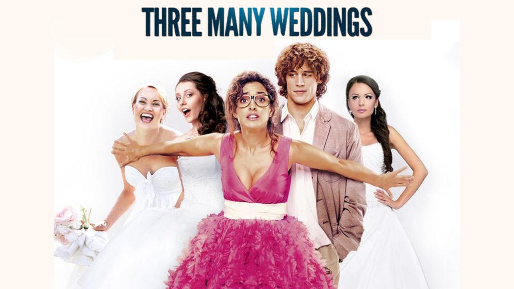 Three Many Weddings (Τρεις γάμοι σ' ένα Μήνα)