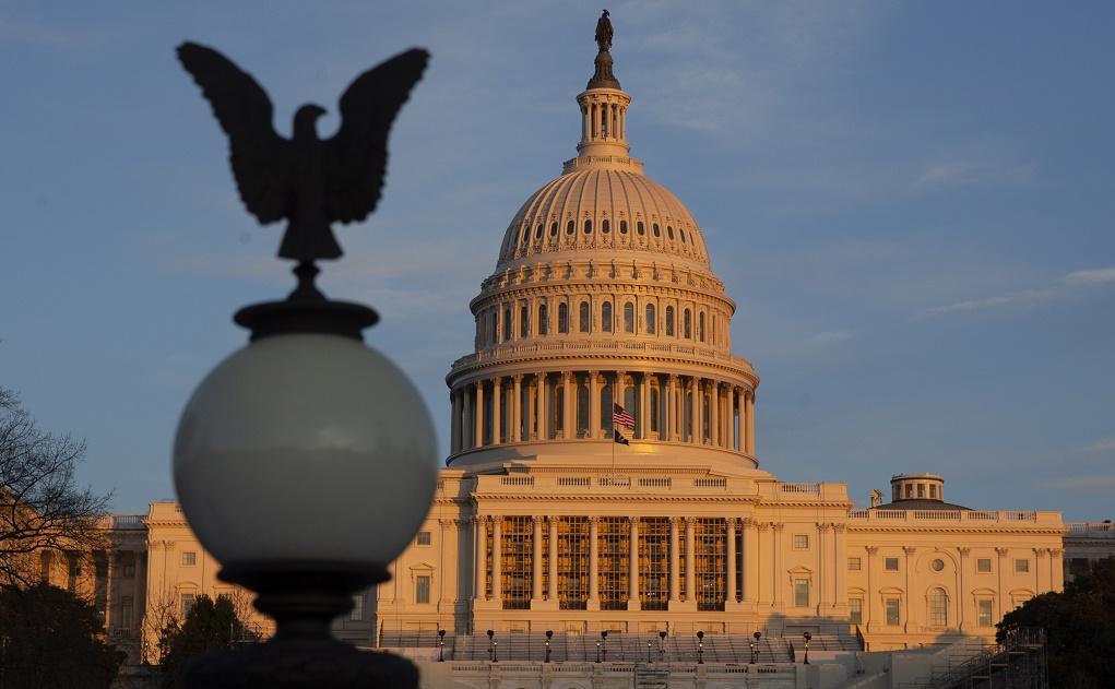 Ορκωμοσία σε «συνθήκες πολέμου» στις ΗΠΑ – Επτασφράγιστο μυστικό το πρόγραμμα (videο)