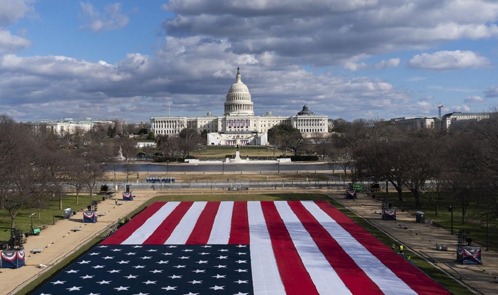 Σήμερα η ορκωμοσία του 46ου προέδρου των ΗΠΑ Τζο Μπάιντεν – Δρακόντεια μέτρα ασφαλείας