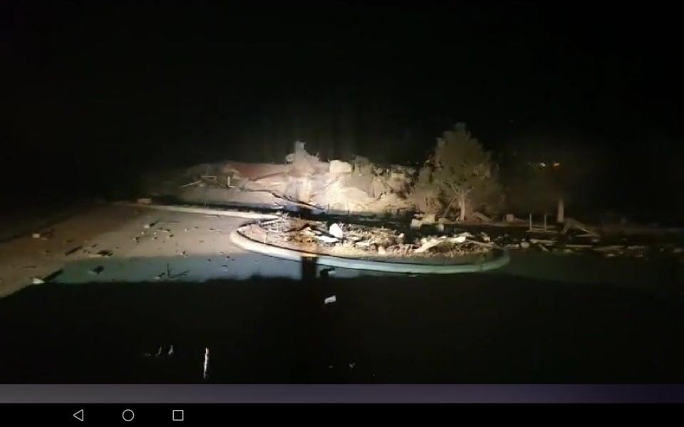 Καστοριά: Ισχυρή έκρηξη ισοπέδωσε ξενοδοχείο – Δεν υπήρχαν άνθρωποι μέσα