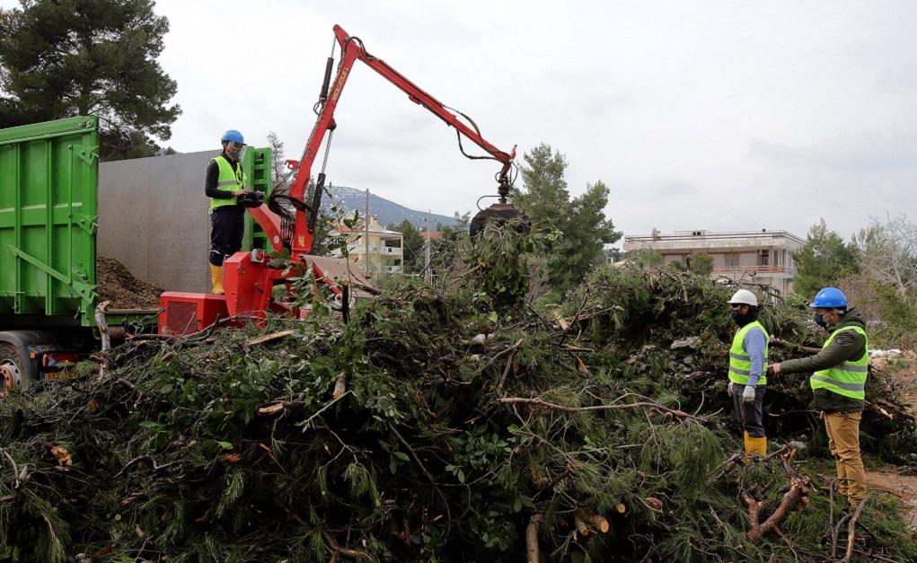 Στην τελική ευθεία για πλήρη αποκατάσταση των βλαβών – 400 σπίτια χωρίς ρεύμα