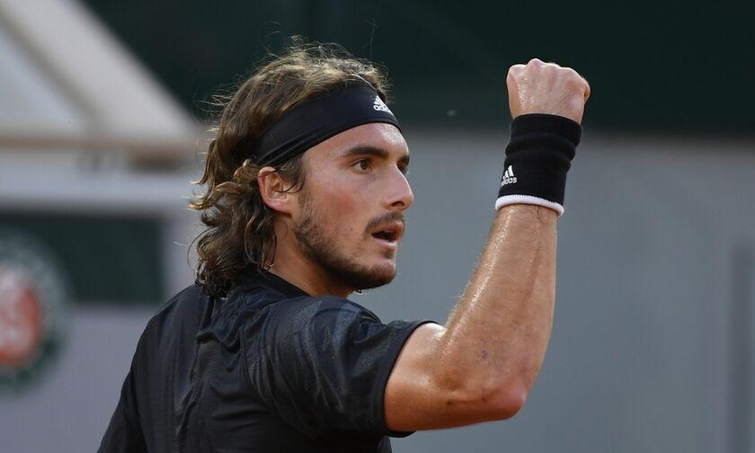 Australian Open: Άνετα στον 4ο γύρο ο Στέφανος Τσιτσιπάς