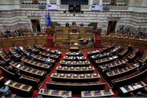 Σφοδρή πολιτική αντιπαράθεση για την υπόθεση Λιγνάδη (video)