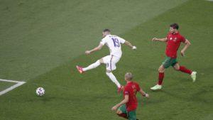 Βολεύτηκαν με το βαθμό (2-2) Γαλλία και Πορτογαλία