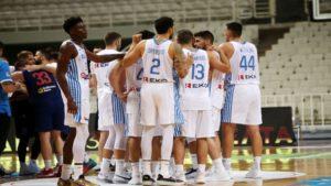 Προολυμπιακό Τουρνουά Καναδά: «Κόπηκαν» από την Εθνική οι Αθηναίου, Μποχωρίδης, Μουράτος και Χουγκάζ