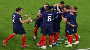 Η Γαλλία νικήτρια στη «τιτανομαχία» με την Γερμανία (1-0)