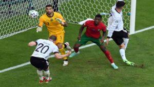 Με ανατροπή η Γερμανία διέσυρε την Πορτογαλία 4-2