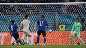 Προκρίθηκε η Ιταλία (3-0) την Ελβετία που έχει μία ευκαιρία ακόμη