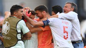 Η Ισπανία πήρε το… θρίλερ με την Κροατία (5-3) και την πρόκριση στη ματσάρα της Κοπεγχάγης