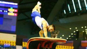 Γυμναστική: Τανταλίδης και Μπαλάμη πρωταθλητές Ελλάδας