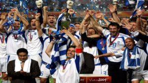Μήνυμα Ζαγοράκη για την επέτειο της κατάκτησης του Euro 2004