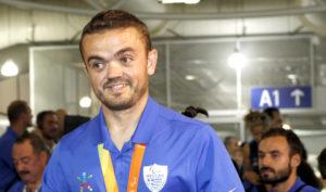 Χάλκινο μετάλλιο ο Μπακοχρήστος στην άρση βαρών σε πάγκο
