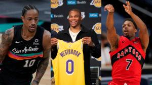NBA-Ανάλυση: Όλες οι κινήσεις των ομάδων στην «free agency»