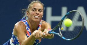 Προκρίθηκε στον δεύτερο γύρο του US Open η Γραμματικοπούλου