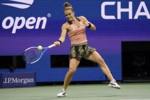 Σπουδαία ανατροπή η Σάκκαρη και πρόκριση στα προημιτελικά του US Open