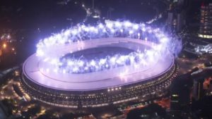 Οι πιο εντυπωσιακές εικόνες από την Τελετή Λήξης των Παραολυμπιακών Αγώνων του Τόκιο (pics)