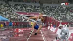 «Πέταξε» στα 7.17μ και κατέκτησε το ασημένιο μετάλλιο ο Προδρόμου