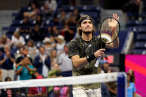 Προκρίθηκε στον τρίτο γύρο του US Open ο Τσιτσιπάς