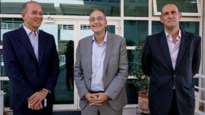 ΕΟΚ: Σε θετικό καλό κλίμα η συνάντηση Λιόλιου και Αγγελόπουλων
