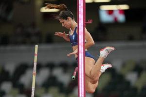 Στεφανίδη: Δεύτερη με 4,77μ. στο Diamond League