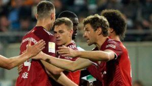 Εύκολη νίκη της Μπάγερν με 3-1 επί της Γκρόιτερ Φιρτ – Έγραψε ιστορία ο Μίλερ