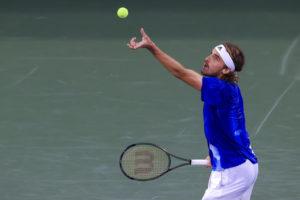 H κλήρωση του Τσιτσιπά στο Indian Wells Masters