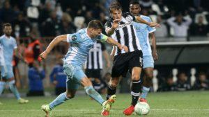 «Γκέλαρε» στην Τούμπα ο ΠΑΟΚ, 1-1 με Σλόβαν